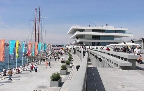 Ocio en valencia, puerto de Valencia