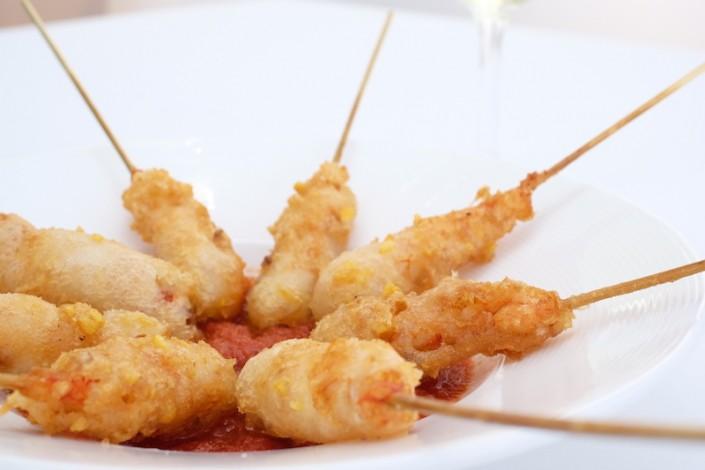 menú de restaurante 2