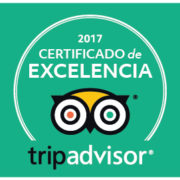 certificado excelencia hotel balandret